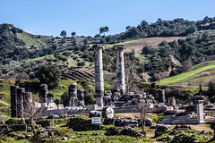 Temple of Artemis (Ancient Sardes) (mdoughty68) Tags: temple artemis ancient historical sardes sardis sart turkey turkiye roman hellenistic
