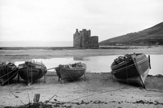 Lochranza Castle, Arran, North Ayrshire 1884