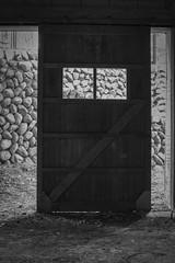 Door (onikoroshi5959) Tags: monochrome door japan tokyo okutama ropeway giappone 20sec nikon d5500 35mm