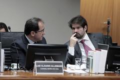 41ª Sessão Extraordinária (Conselho Nacional de Justiça - CNJ) Tags: 41ª sessão extraordinária conselheiro luiz cláudio allemand henrique ávila