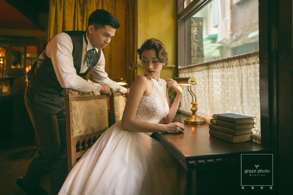 NIK_6732,[自主婚紗] Kevin&庭兒 婚紗照@復古婚紗