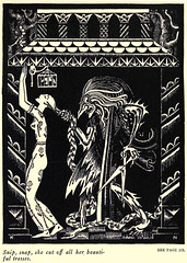 Hansel and Gretel and Other Brothers Grimm Stories, 1925 ed. (Nicole Ameda) Tags: kaynielsen brothersgrimm fairytale illustration goldenage