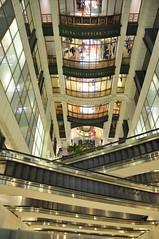 4-023 Escalator Atrium (megatti) Tags: atrium chicago departmentstore escalator il illinois macys marshallfields