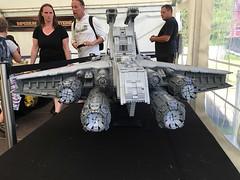 IdS@LLD Star Wars Tage 2017_67 (Bricknator) Tags: imperium der steine angus mcinnes lego star wars rogue one tatooine landingcraft sentinel shuttle ids legoland tage