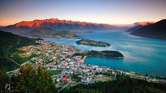 Queenstown from Bob's Peak
