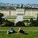 View of Schönbrunn Palace