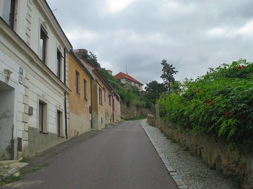 Ulice Napajedla