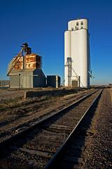 Imo, Oklahoma Grain Elevator. (Wheatking2011) Tags: imo oklahoma grain elevator