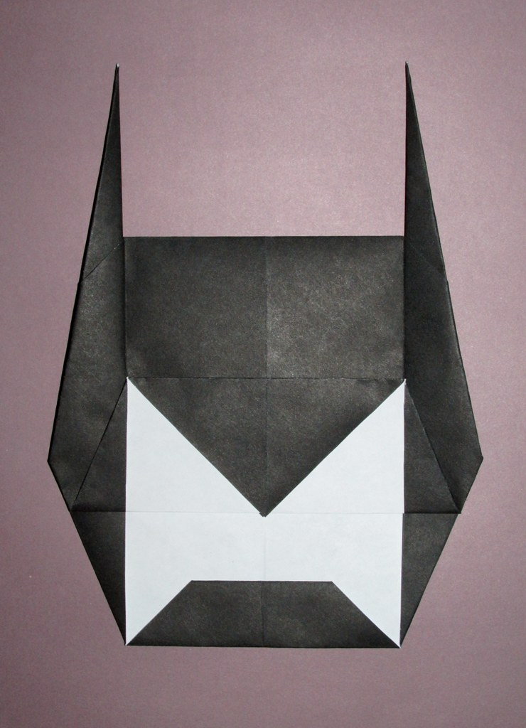 The Worlds Newest Photos Of Batman And Origami Flickr Hive Mind