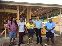 """Remote housing, Torres Strait, 02/06/17 • <a style=""""font-size:0.8em;"""" href=""""http://www.flickr.com/photos/33569604@N03/35169591972/"""" target=""""_blank"""">View on Flickr</a>"""