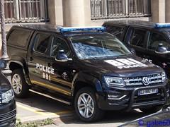 Paris (rescue3000) Tags: volkswagen amarok préfecture police pp paris brigade recherche intervention bri voiture véhicule