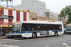 IMG_0105 (GojiMet86) Tags: mta nyc new york city bus buses 2016 lf40102 lfs 8295 subway shuttle 31st street ditmars blvd