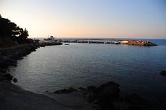 Harbour of Gialiskari, Ikaria / Greece (ANJCI ALL OVER) Tags: greece greekislands ikaria aegean ελλάδα ελληνικάνησιά ικαρία αιγαίο northaegean