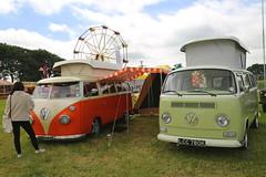 Vintage Volkswagen Vans. (Paris-Roubaix) Tags: eroica britannia 2017 friden grange bakewell peak district national part derbyshire volkswagen vw caravanettes