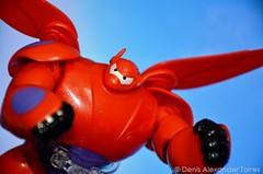 Baymax - Big Hero 6 (VISION TORRES) Tags: baymax bighero6 bandai toy juguete figura acción figuradeacción actionfigure disney marvel