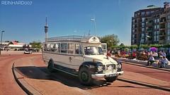 "Classicbus BEDFORD ""Nationale Oldtimerdag""Lelystad-Bataviastad (Nederland)"