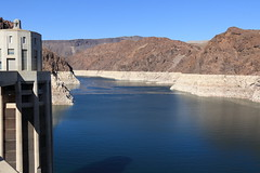 Hoover Dam (fryguy216) Tags: hoover dam arizona nevada lake mead hooverdam lakemead water mountain
