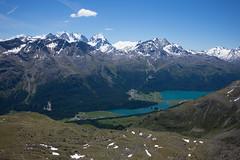 premium view (Toni_V) Tags: m2404496 rangefinder digitalrangefinder messsucher leica leicam mp typ240 35lux 35mmf14asph 35mmf14asphfle summiluxm hiking wanderung randonnée escursione alpen alps schweiz switzerland suisse svizzera svizra europe oberengadin engiadinota engadin graubünden grisons grischun mountainlake bergsee silvaplanersee surlej pizsurlej pizrosatsch pizcorvatsch landscape landschaft ©toniv 2017 170617