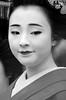 (..Serendipity..) Tags: japan kyoto gion gionkobu hanamachi geisha geiko maiko kanikakunisai gionshiragawa oshiroi makeup 茉利佳 marika kimono nihongami people portrait