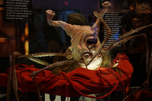 """Universal Studios, Florida: Universal's Horror Make-Up Show • <a style=""""font-size:0.8em;"""" href=""""http://www.flickr.com/photos/28558260@N04/33941102703/"""" target=""""_blank"""">View on Flickr</a>"""