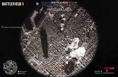 Battlefield 1 HUD (Matte painting) (Blazgad) Tags: mattepainting
