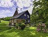 Oast house in Sussex, England (Alan Shlemon) Tags: england sussex oasthouse farm mayfield