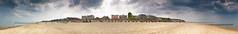 BansinPano16 (Nico Kehder) Tags: outside panorama bansin usedom gemany ostsee meer strand luminanz himmel sky beach