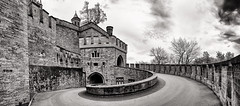 round and round (OH-Photography) Tags: burghohenzollern panorama blackandwhite schwarzweis