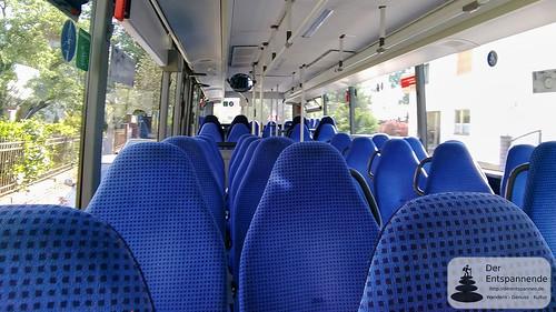 Ein ganzer Bus - nur für mich alleine