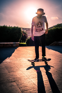 Obey - Bucharest, Romania - Color street photography