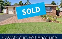 6 Ascot Court, Port Macquarie NSW