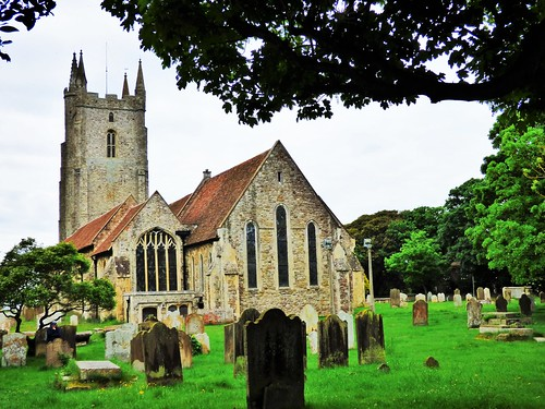 All Saints Church, Lydd