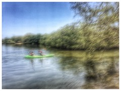 explore (GR167) Tags: impressionism blur floridakeys kayaking slowshutter iphone iphoneography iphoneart painterly likeapainting