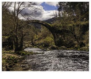 Ponte da Cruz - Pazos de Arenteiro - Boborás