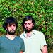El duet Germà Aire portarà la seva música al Festival 25+1. Crèdit: Jose Porroche.