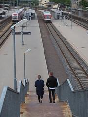 Train station (rutagotstories) Tags: olympus omd em5 markii mzuiko 1240mm f28