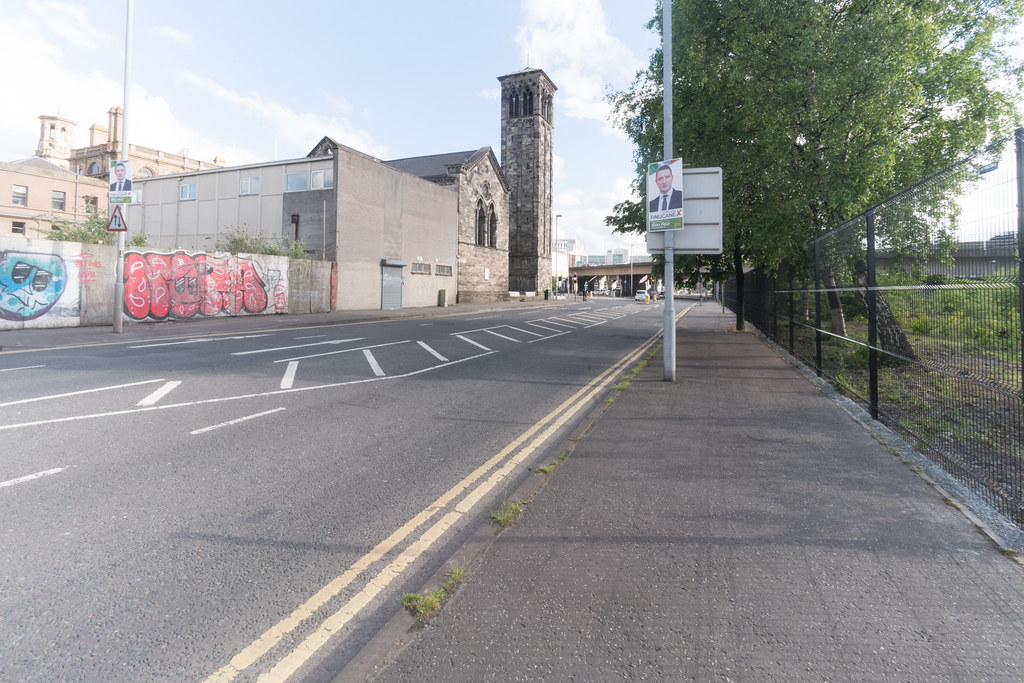 Sinclair Seamen's Church [Located In The Dockland Area Of Belfast Known As Sailortown]-129257