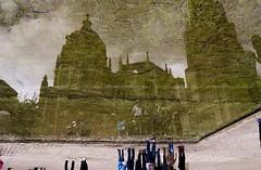 Toledo (Peppis) Tags: spagna spain toledo pozzanghera puddle reflection waterreflection peppis nikond7000