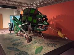 Animal Robots (eyair) Tags: ashmashashmash uk london england dulwich hornimanmuseum animalrobots