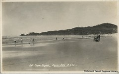 View from Main Beach towards Cape Byron (RTRL) Tags: byronbay capebyron mainbeach
