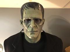 Universal Monster Frankenstein Life Size Replica Prop (garystrange) Tags: frankenstein prop life size replica 11 halloween boris karloff
