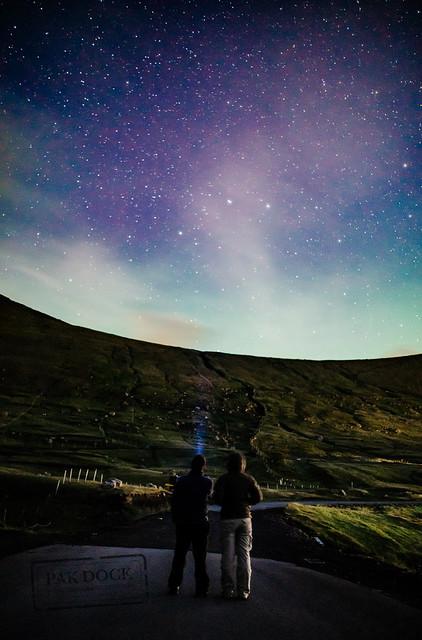 Northern Lights - Faroe Islands