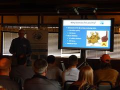 Biomass for Poultry Event & Tour (CERTs) Tags: mncerts poultry biomass cleanenergyresourceteams auri westcentral