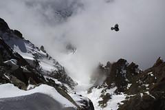 Vers le Refuge des Cosmiques (charles.caer) Tags: aiguilledumidi chamonix montblanc arêtedescosmiques alpes alps alpen