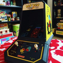 Coleco Tabletop Pac-Man (1981) (Christian Montone) Tags: 80s 1980s 1981 coleco videogames games toys vintage pacman eighties vintagetoys