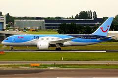 PH-TFL 787-8 TUI Netherlands Arke 10 jaar (Antonio Doblado) Tags: schiphol phtfl boeing b787 787 dreamliner tuinetherlands tui arke 10jaar