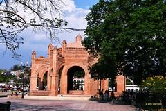"""Fuente estilo Múdejar S. XVII: """"La pila"""". Chiapa de Corzo, Chiapas, México (gtercero) Tags: 20170417 fuenteestilomúdejarsxviilapila chiapadecorzo chiapas méxico jchr gtercero"""