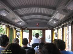 Viajem (Janos Graber) Tags: passageiros bonde cabeças viajem santateresa riodejaneiro