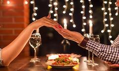 Cena afrodisiaca per un finale da urlo! (Cudriec) Tags: afrodisiaco cena cenaafrodisiaca cenaromantica menùafrodisiaco