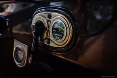 Ford Model T Dashboard (CoreysPics) Tags: finepix fuji fujifilm saratogaautomuseum saratogasprings spring x100s automobile carshow